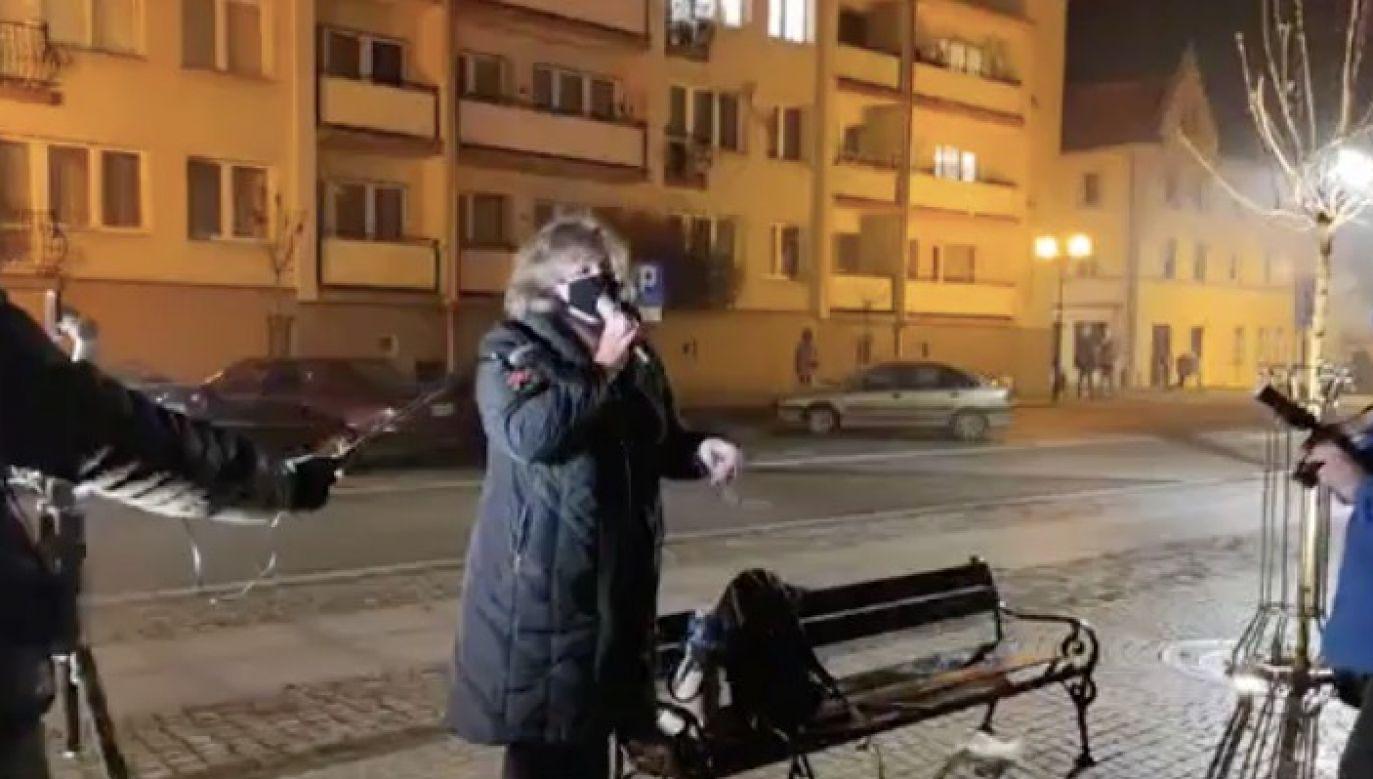 Proaborcyjne protesty wciąż trwają(fot. FB/ lwowecki.info)