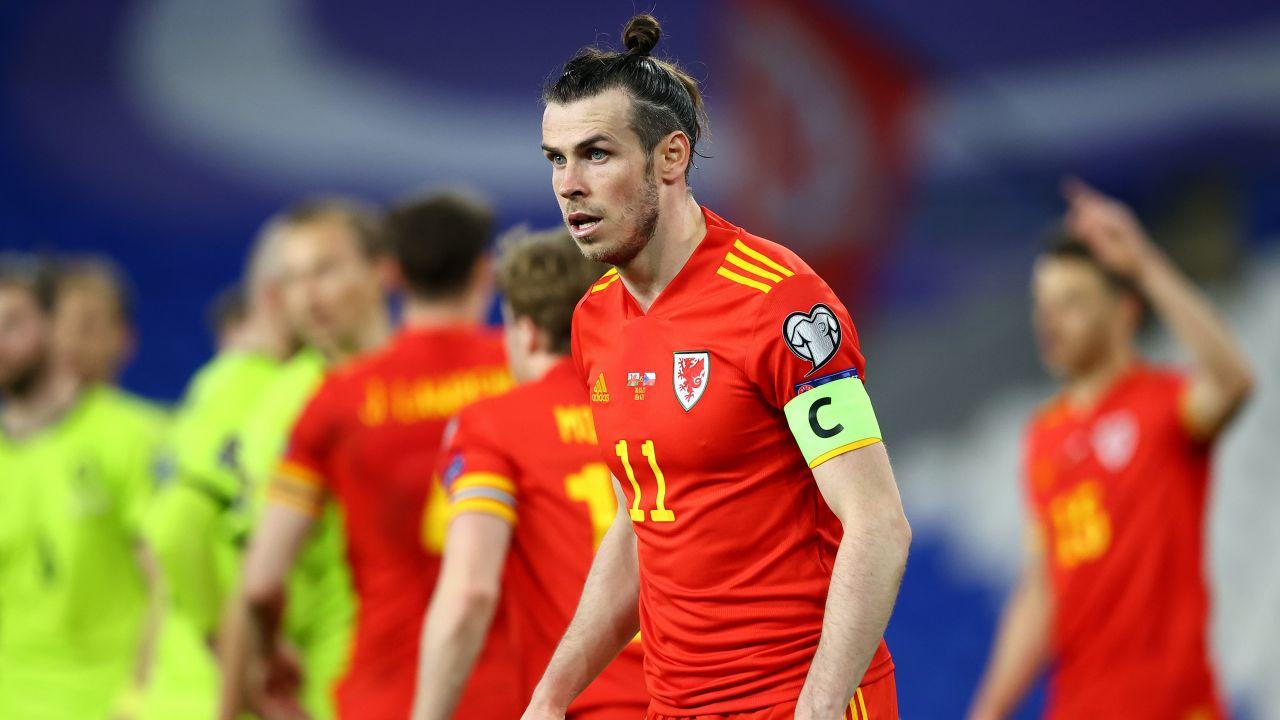 Walijczycy wciąż muszą polegaćna Bale'u, ale nie w takim stopniu jak wcześniej (fot. Ian Cook - CameraSport via Getty Images)