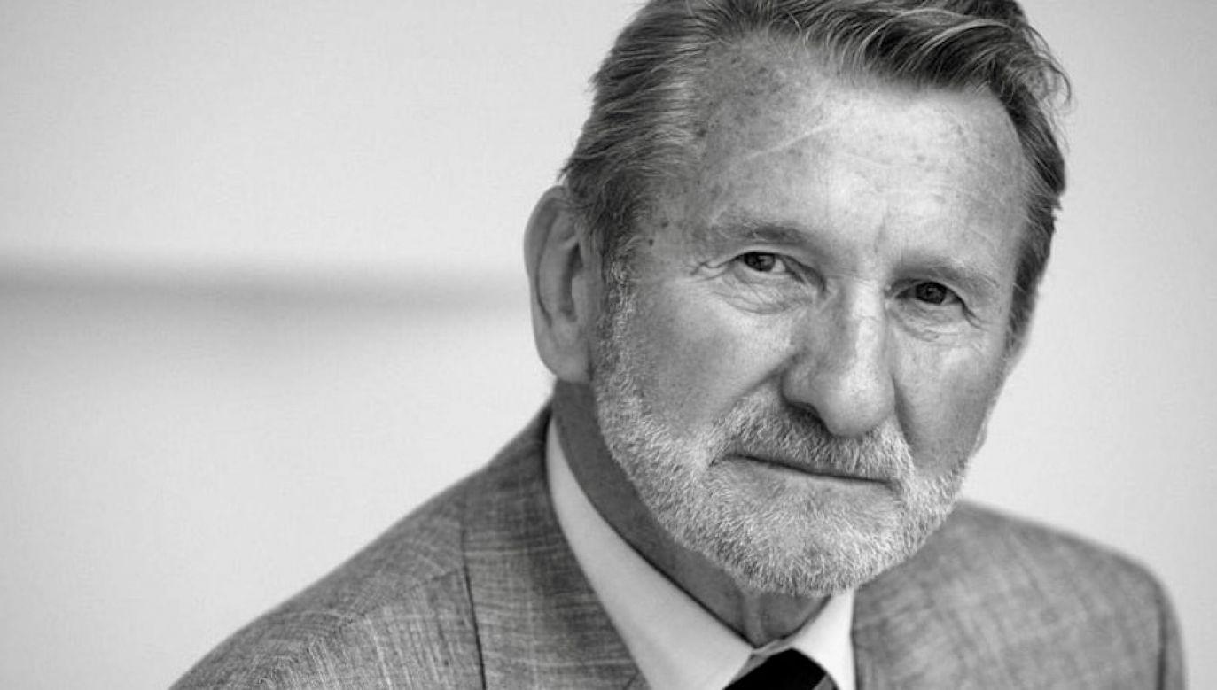 Wojciech Przybylski miał 81 lat (fot. FB/Akademia Wychowania Fizycznego i Sportu w Gdańsku)