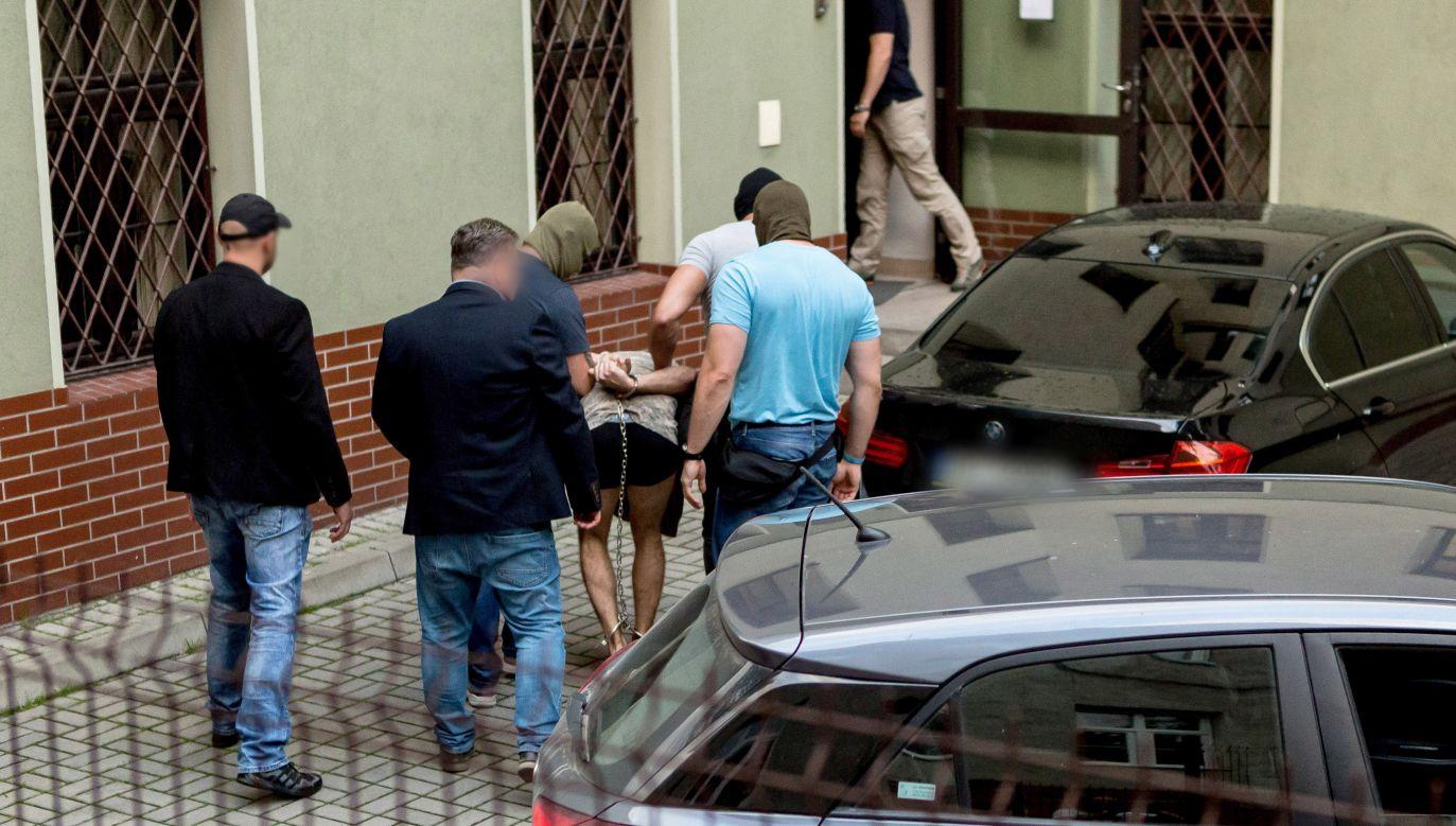 Jakubowi A. prokuratura postawiła zarzut morderstwa (fot.arch.PAP/Maciej Kulczyński)