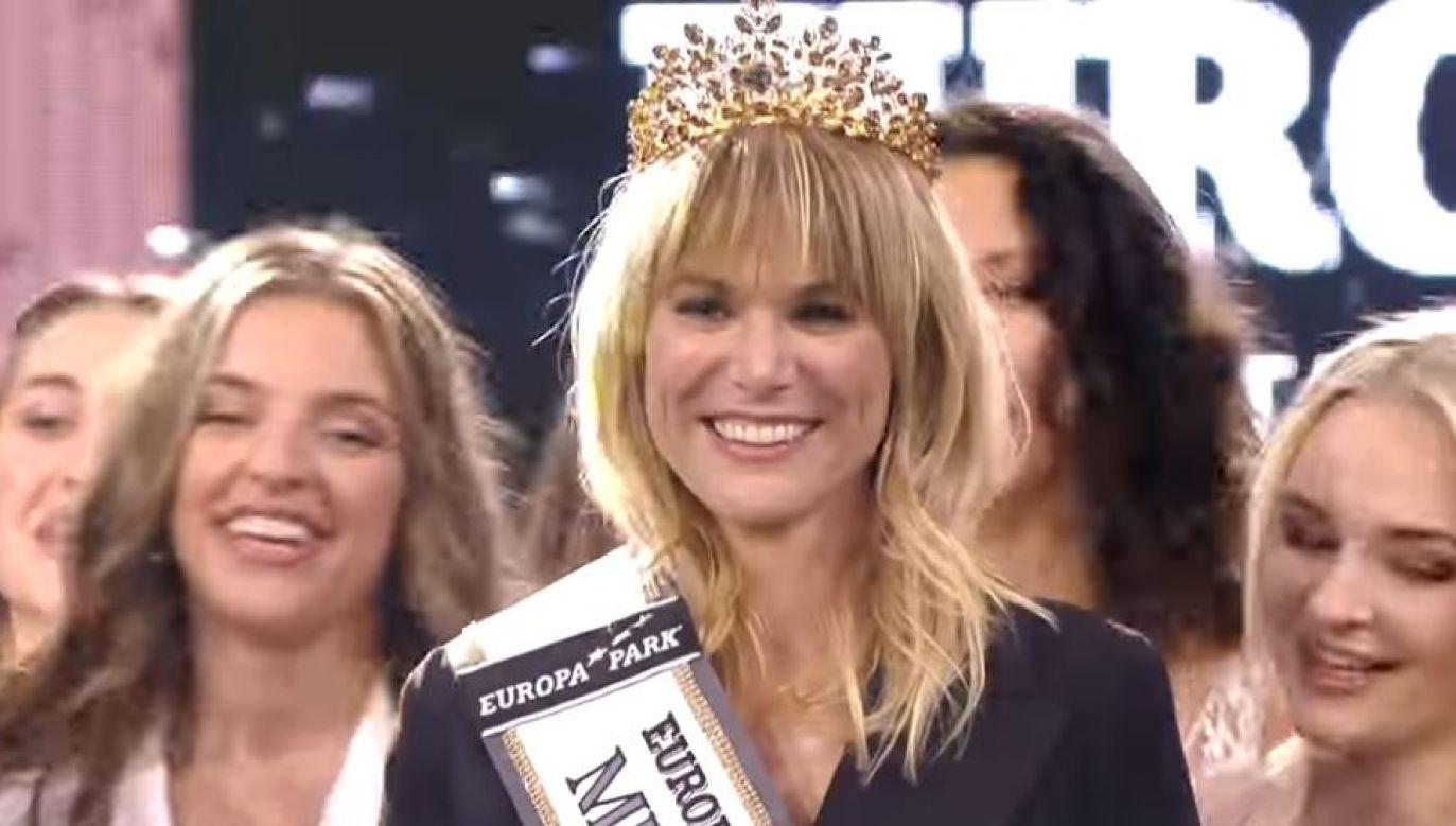 Z konkursu usunięto pokaz w bikini (fot. Youtube/Miss Germany)