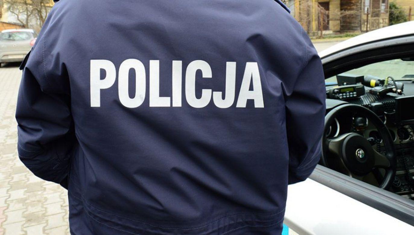 Do zdarzenia doszło w środowisku pseudokibiców (fot. portal tvp.info)
