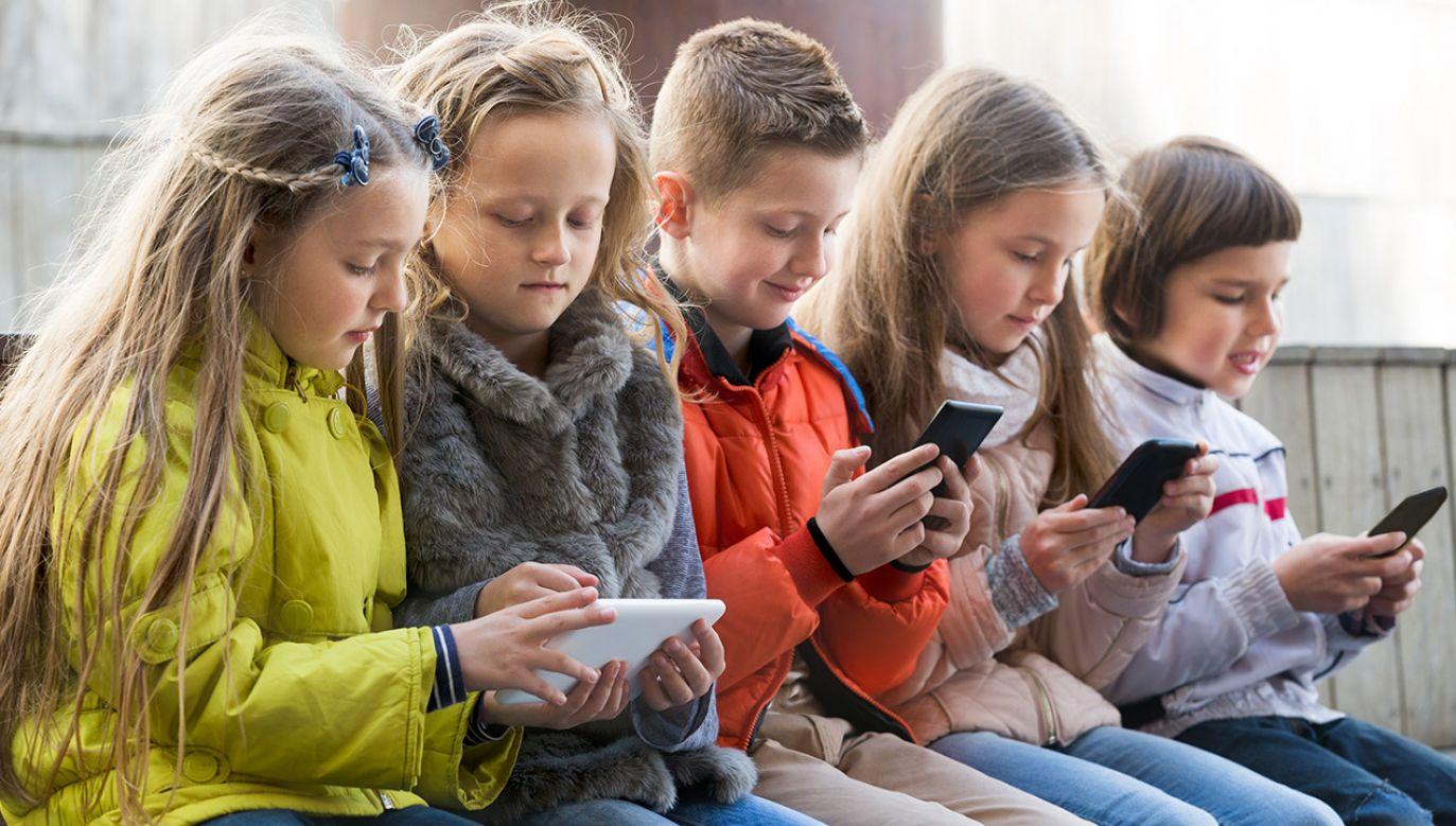 Z badania wynika, że co trzeci nastolatek w wieku 13-15 lat oglądał patotreści (fot. Shutterstock/Iakov Filimonov)