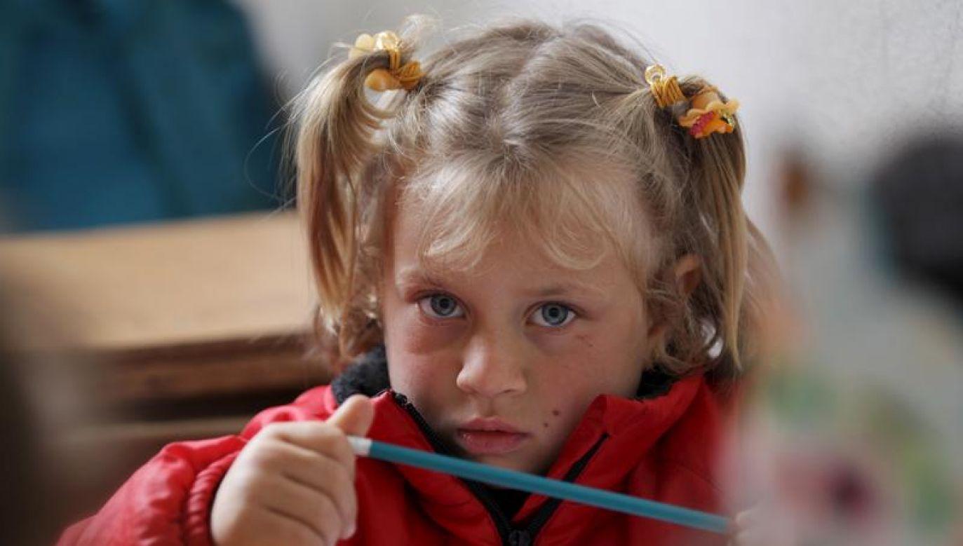 Kilka krajów, m.in. Niemcy, Belgia czy Australia, zaczęło już sprowadzanie dzieci członków tych ugrupowa (fot. REUTERS/Khalil Ashawi)