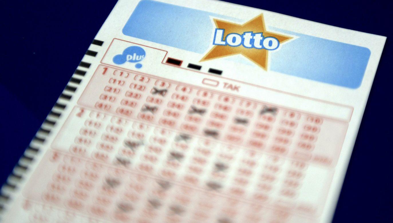 Wyniki losowania Lotto (fot. arch.PAP)