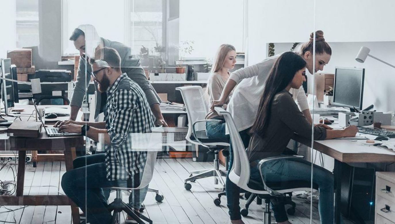 W 2000 r. średni tydzień pracy w naszym kraju liczył prawie 42 godziny, w kolejnych osiemnastu latach skrócił się do ok. 39 i pół godziny (fot. Shutterstock/G-Stock Studio)