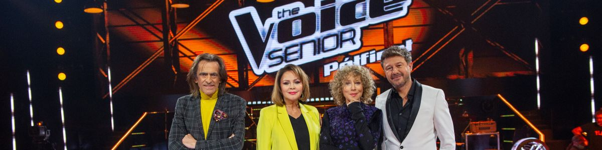 """The Voice Senior"" s. 2."
