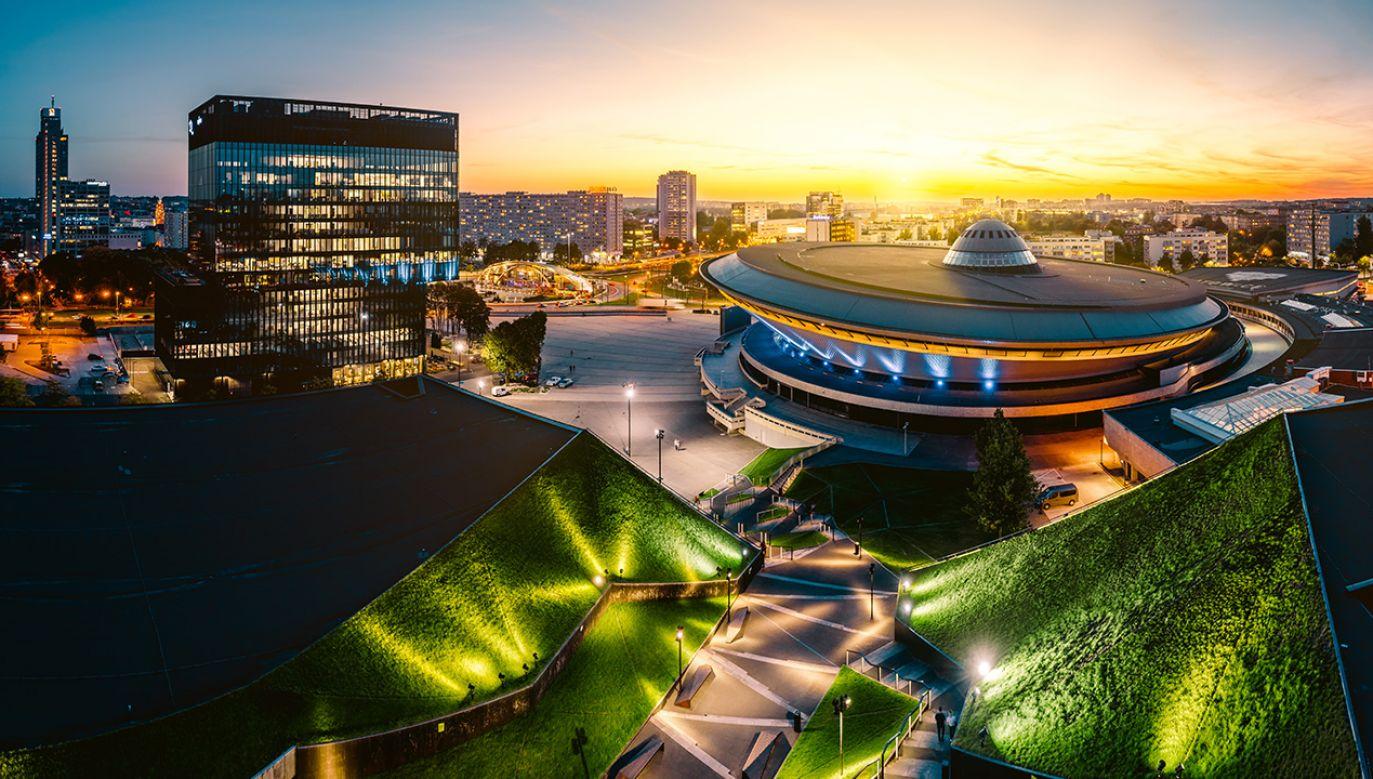 Katowice w czołówce światowego rankingu (fot. Shutterstock/ Jakub Barzycki)