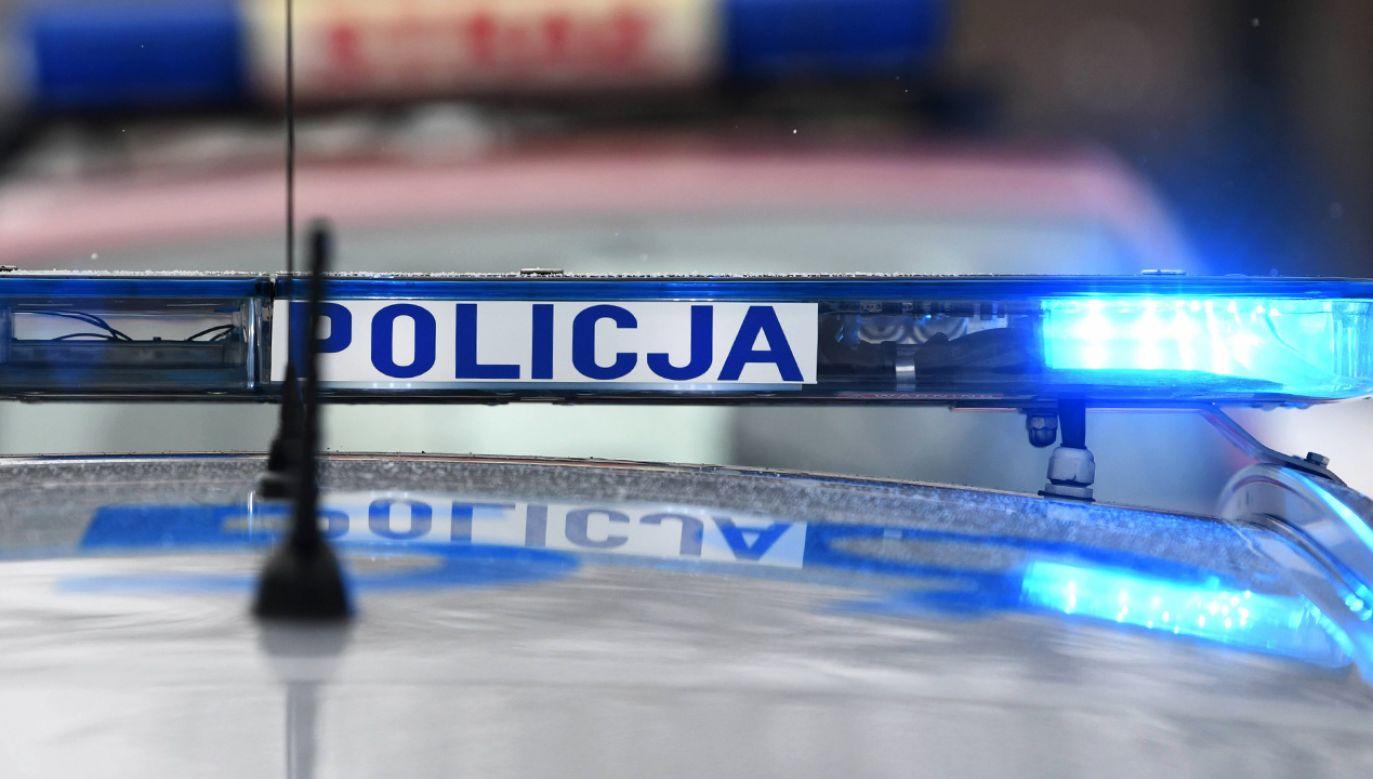 Zwęglone zwłoki znaleziono w samochodzie w Milanówku (fot. arch. PAP/Darek Delmanowicz)
