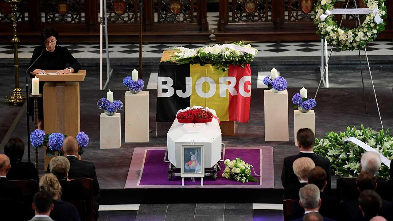 22-letni belgijski kolarz zmarł 5 sierpnia (fot. REUTERS/Nico Vereecken/Poo)
