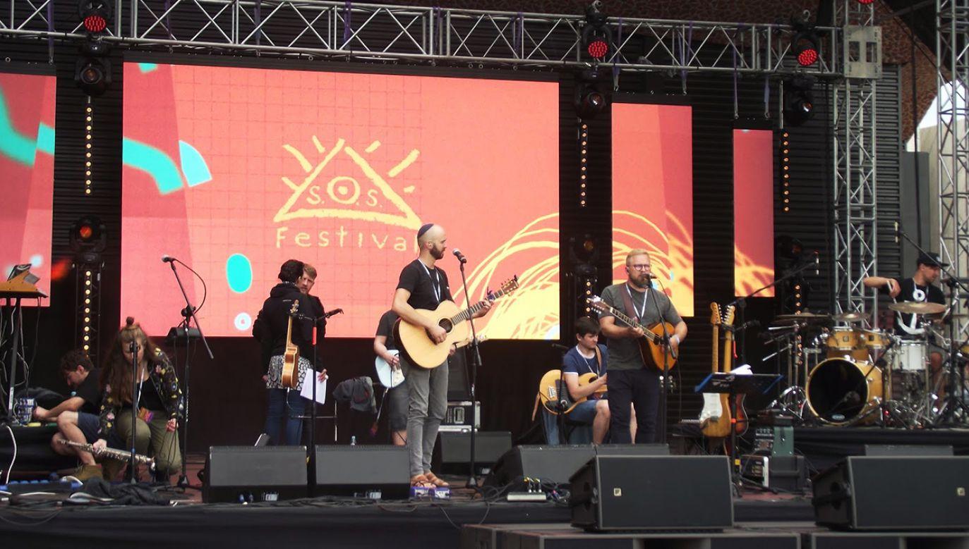 Song of Songs to jeden z największych festiwali muzyki chrześcijańskiej w Europie (fot. portal tvp.info/Beata Sylwestrzak)
