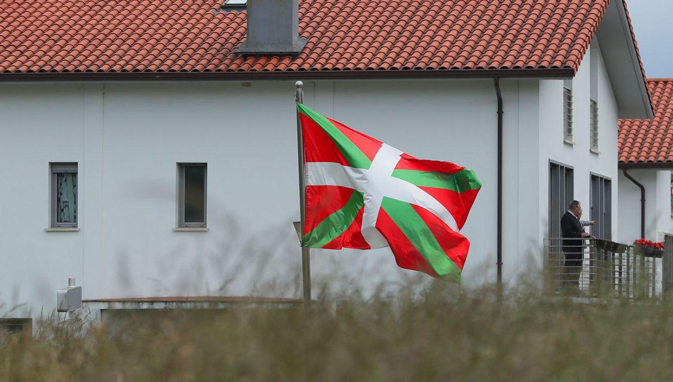 W listopadzie deputowani parlamentu Kraju Basków przyjęli rezolucję potwierdzającą prawo tego regionu do niepodległości (fot. Gonzalo Arroyo Moreno/Getty Images)