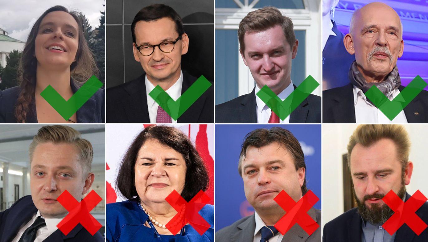 W Sejmie pojawi się sporo nowych twarzy(fot. facebook/PAP)
