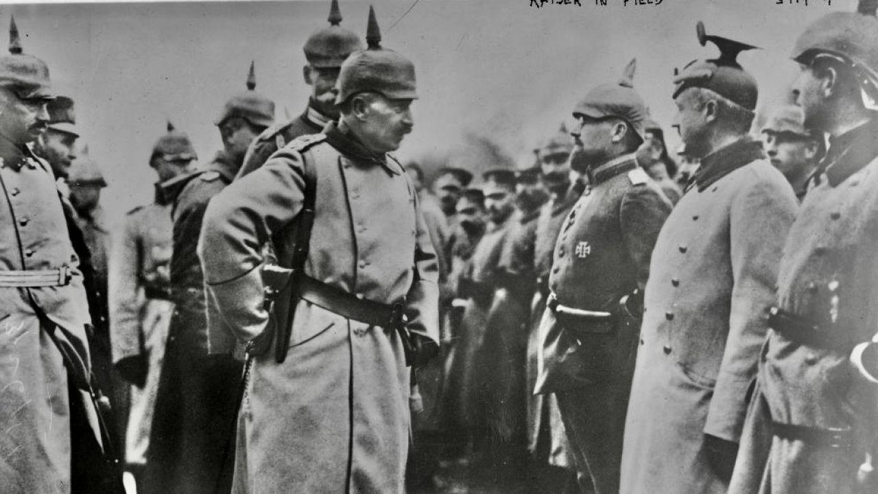 Wilhelm II wstąpił na tron swoich pruskich przodków 15 czerwca 1888 roku (fot. PhotoQuest/Getty Images)
