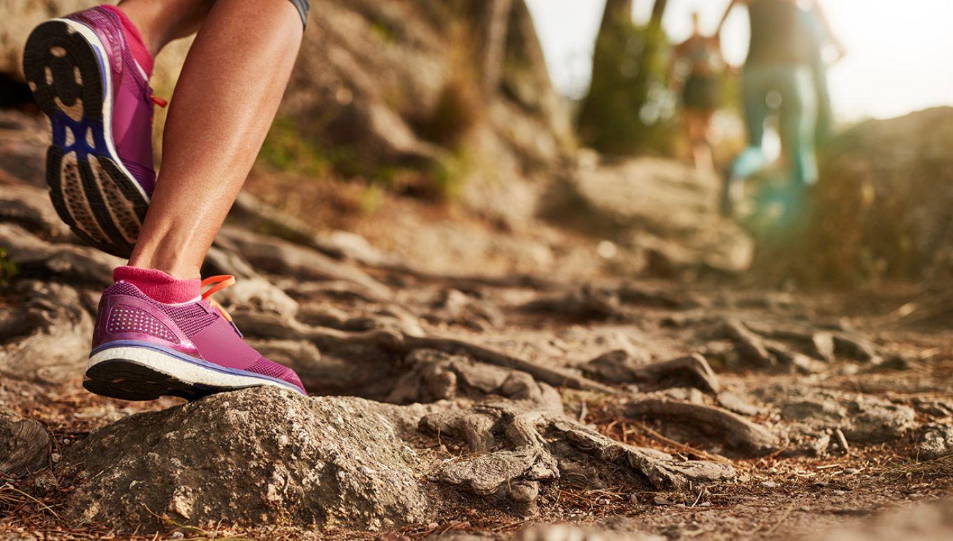 Przebiegła 217 km w Dolinie Śmierci z czasem 24 godzin i 13 minut (fot. Shutterstock/Jacob Lund)