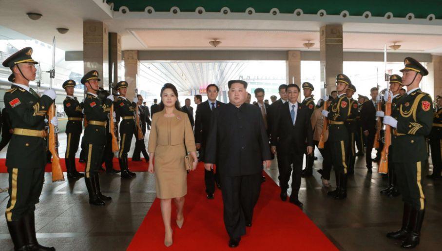 Pjongjang nie przekazuje żadnych informacji na temat Ri (fot. PAP/EPA/KCNA)