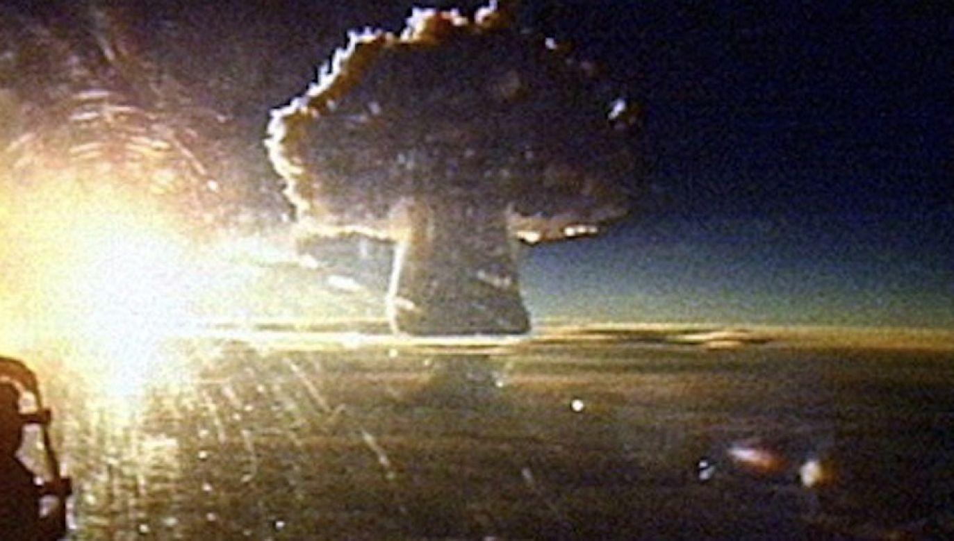 Detonacja Car-bomby miała wywołać określony efekt propagandowy (fot. Russian Department of Atomic Energy Minatom)
