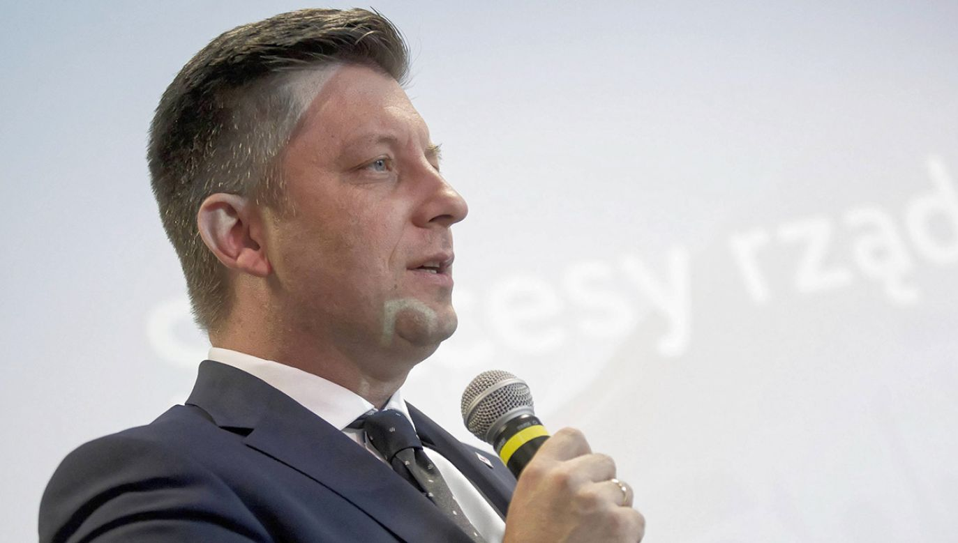 """Dworczyk uważa, że """"trudno bronić"""" sposobu wypowiedzi użytego przez prof. Nalaskowskiego (fot. PAP/Aleksander Koźmiński)"""
