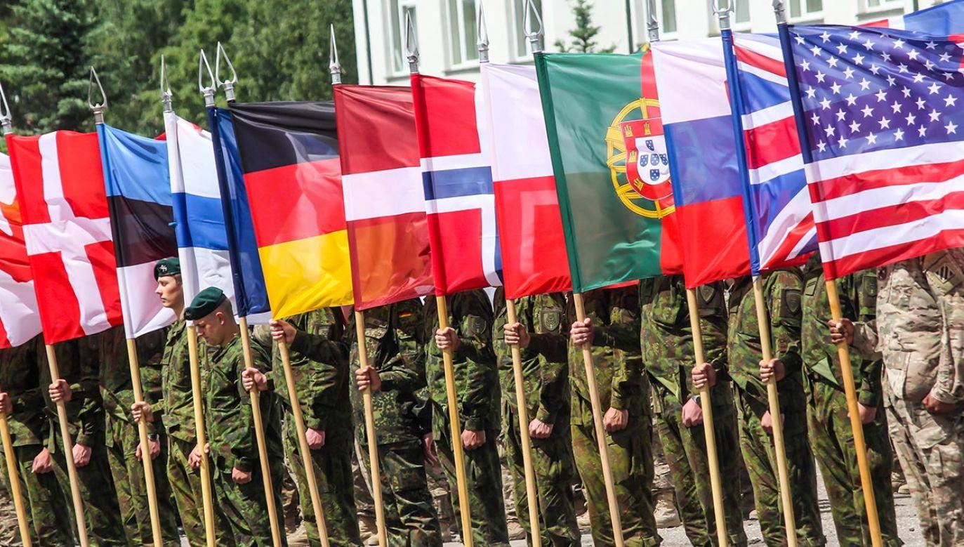 Andrzej Duda w przyszłym tygodniu będzie w USA rozmawiał z Donaldem Trumpem o bezpieczeństwie w Europie (fot. Shutterstock/Rokas Tenys)