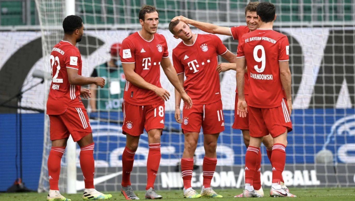 Powodem kryzysu w futbolu jest pandemia koronawirusa (fot. Matthias Hangst/Bundesliga/Bundesliga Collection via Getty Images)