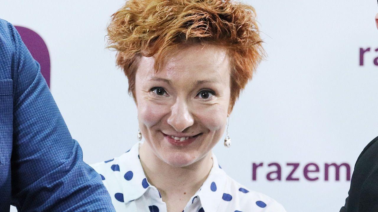 Urszula Kuczyńska (fot. PAP/Paweł Supernak)