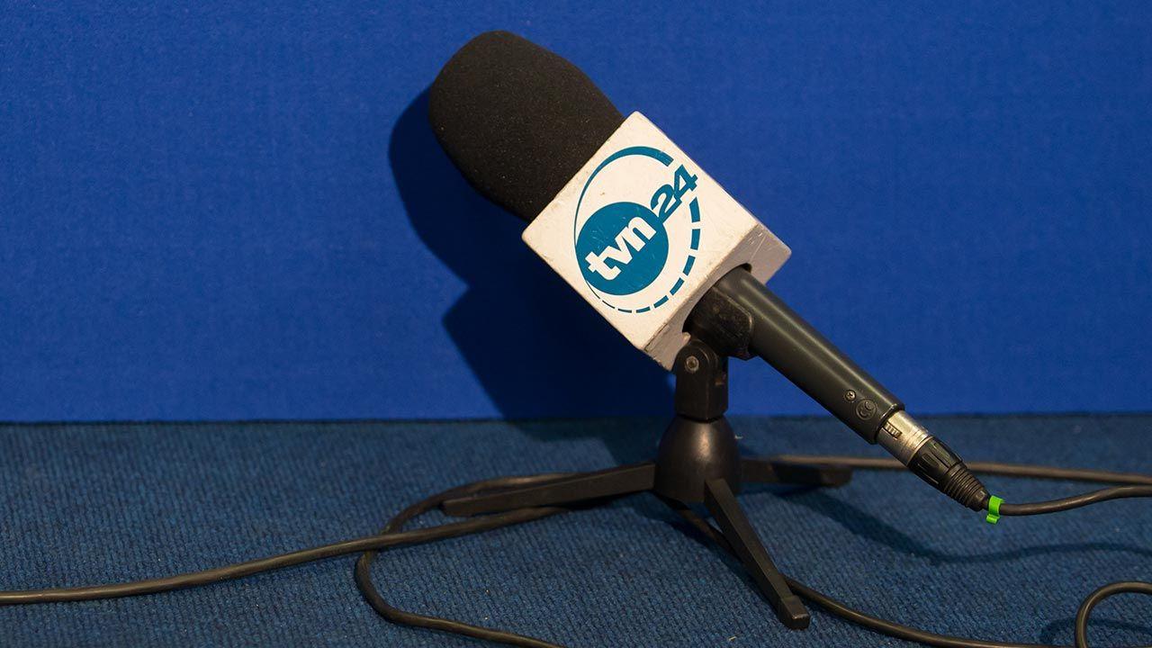 Prowadzący program nie zareagowali (fot. Forum/Krystian Maj)