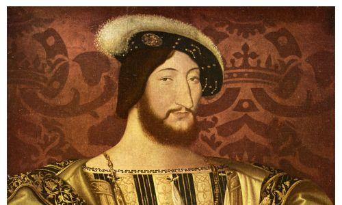 Franciszek I, pierwszy król Francji epoki renesansu. Fot. The Print Collector/Print Collector/Getty Images