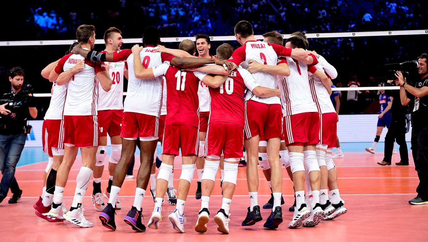 W tym sezonie Polacy stawali już na podium Ligi Narodów i mistrzostw Europy (fot. PAP/Panoramic)