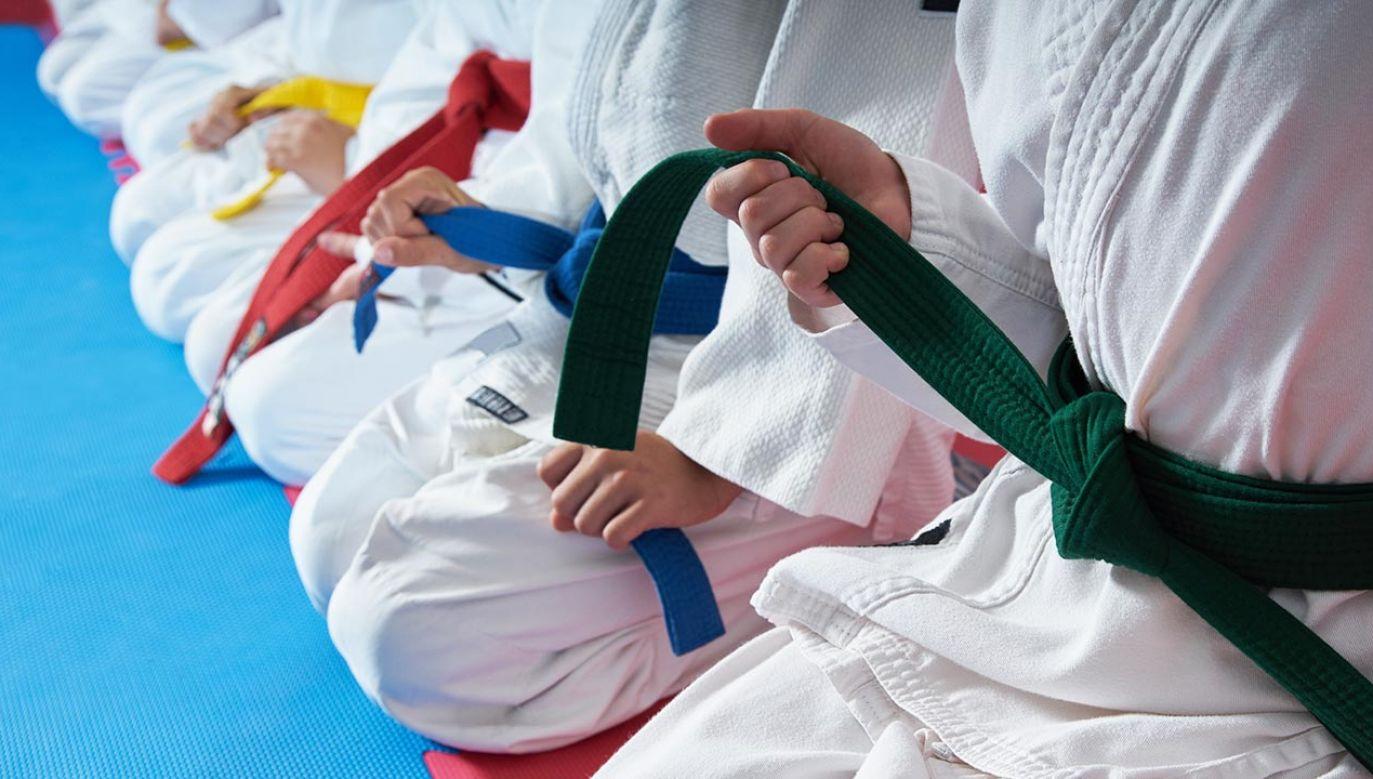 Trening judo skończył się tragedią (fot. Shutterstock/Anel Alijagic)