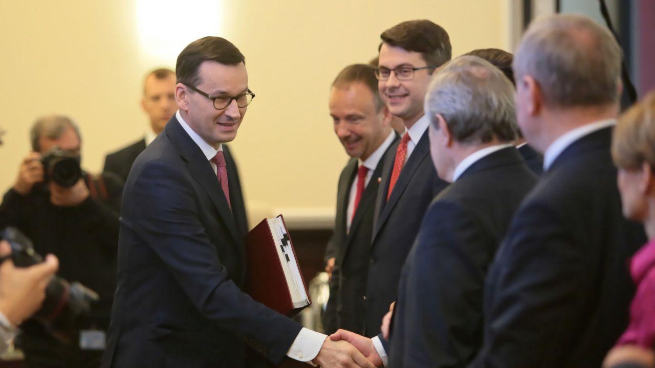 Nowy rząd może zostać zaprzysiężony już w najbliższym tygodniu (fot. PAP/Leszek Szymański)