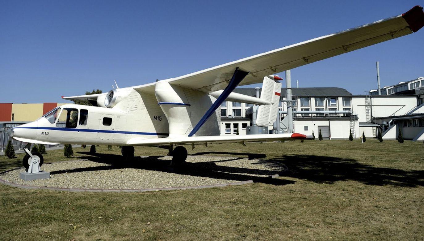 Maszynie nadano nazwę upiora z Luwru (fot. arch.PAP/Darek Delmanowicz)