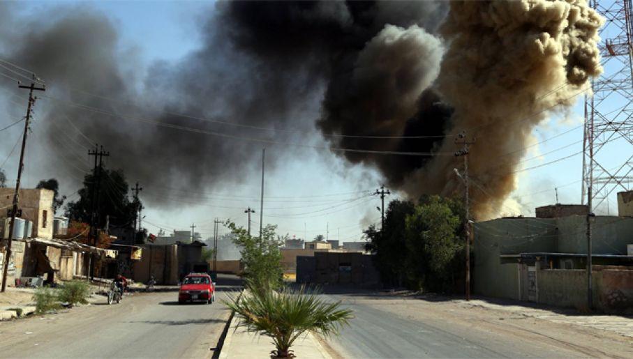 Celne w Iraku