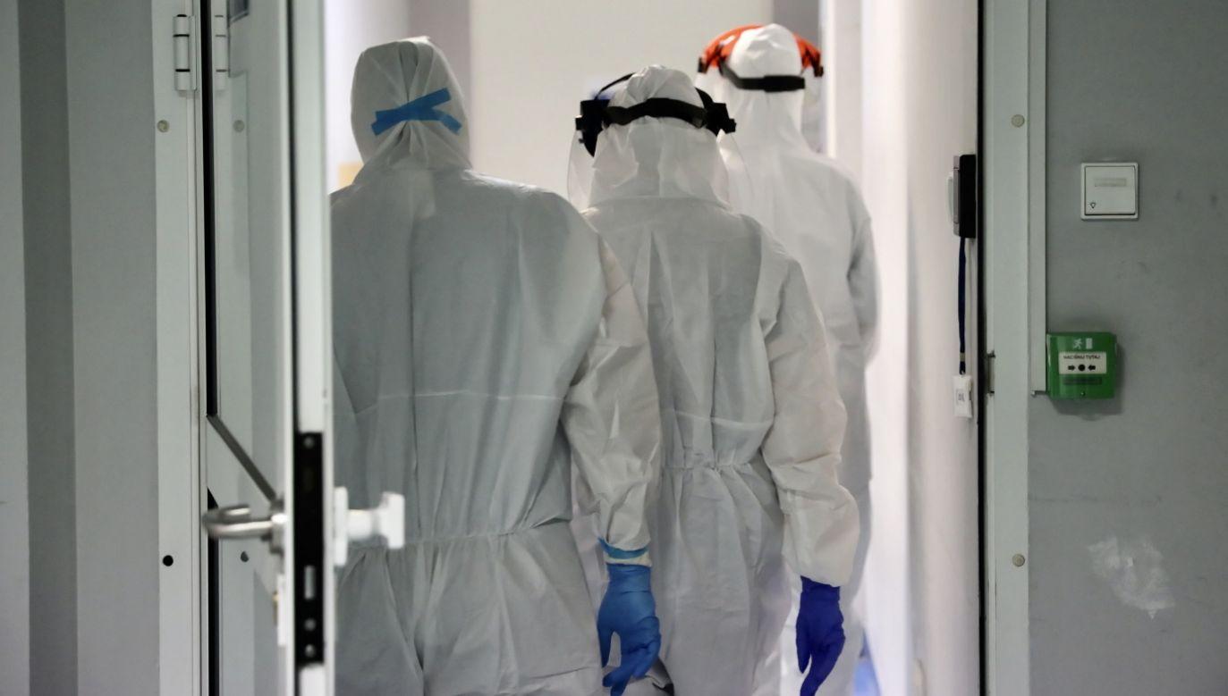 W poniedziałek odnotowano więcej nowych zakażeń na Mazowszu niż na Śląsku – pierwszy raz od tygodni (fot. PAP/Leszek Szymański)