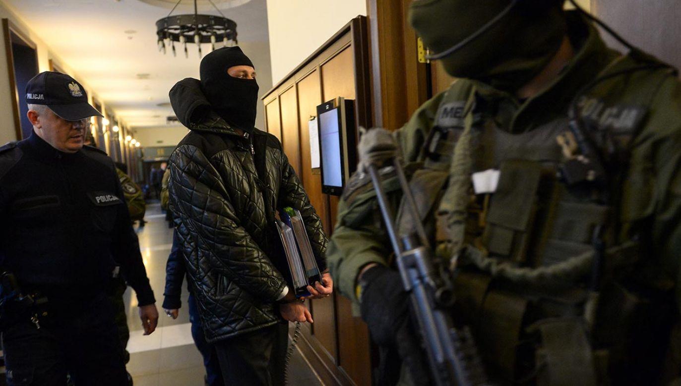 Patyk uniewinniony (fot. PAP/Marcin Obara)