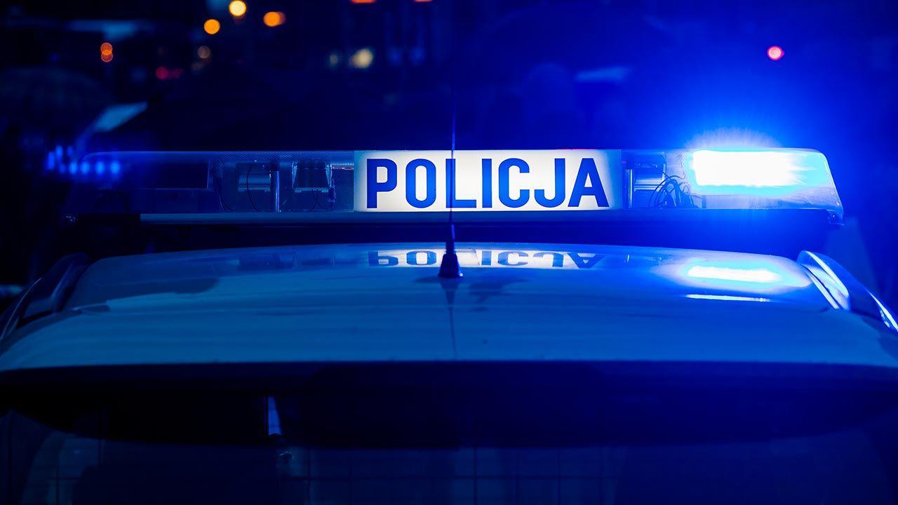 Policja zajmuje się sprawą (fot. Shutterstock/Piotr Grzempowski)