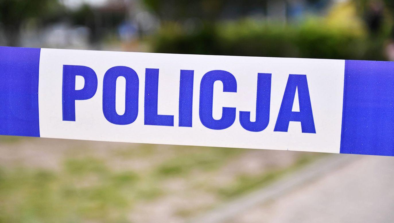 Policja nie miała zgłoszeń, by w tym związku dochodziło wcześniej do przemocy domowej (fot. arch. PAP/Marcin Gadomski)