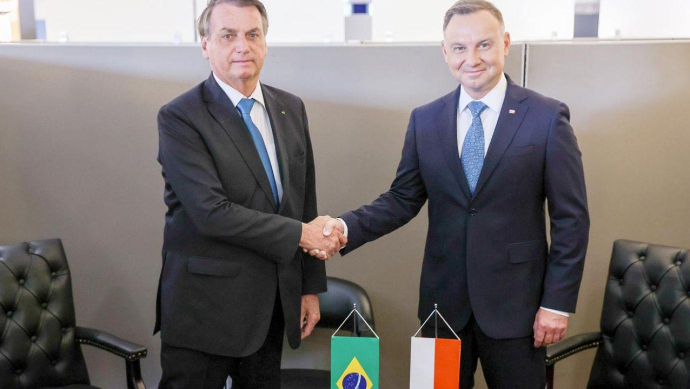 Rozmowy dotyczyły zwiększenia wymiany handlowej i ochrony inwestycji (fot. Jakub Szymczuk/KPRP)