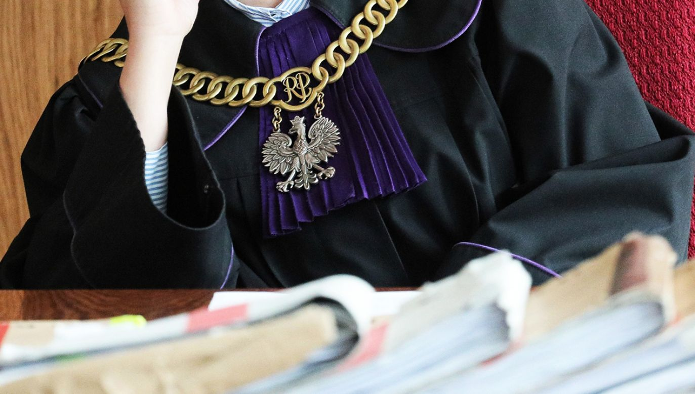 Oskarżonemu grozi kara dożywotniego więzienia (fot. arch.PAP/Paweł Supernak)