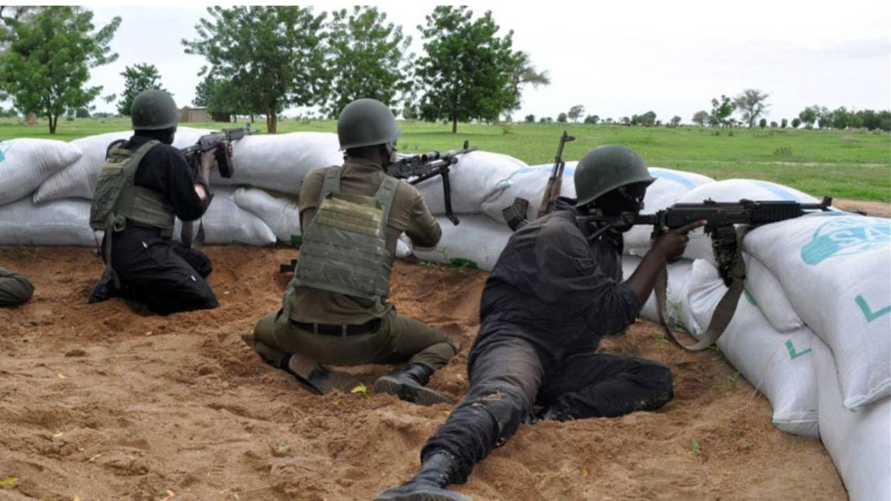 Wojsko wyparło bojowników z miasta Damasak (fot. UN)