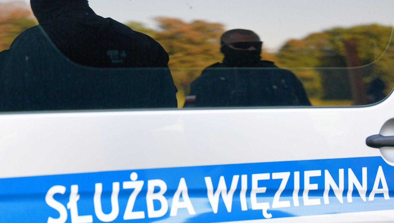 Służba Więzienna będzie mogła walczyć z epidemią (fot. PAP/Darek Delmanowicz)