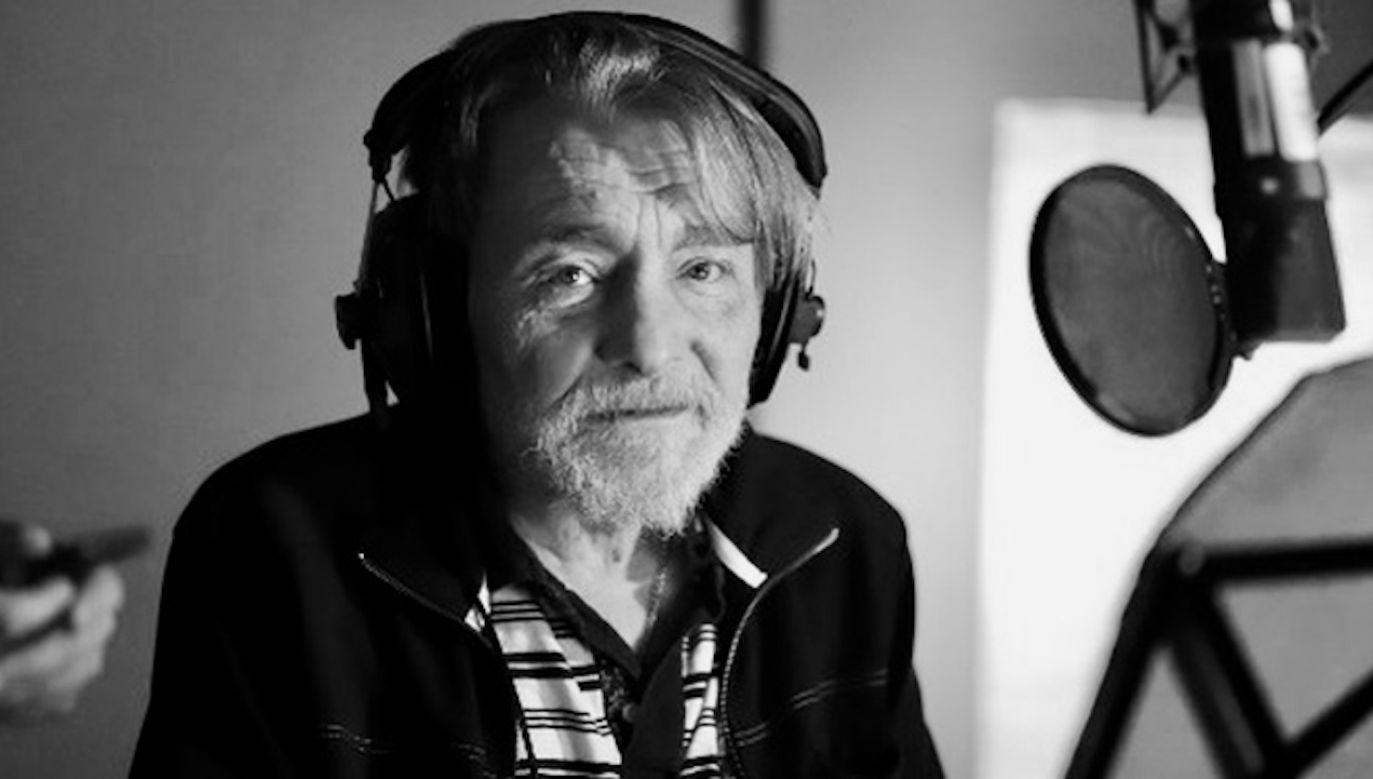 Aktor od kilku lat chorował (fot. FB/Aleksander Orsztynowicz-Czyż)