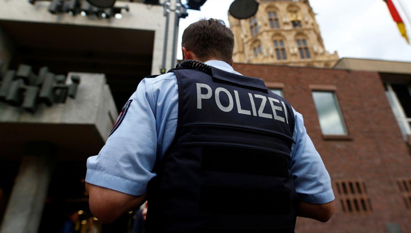 Do pierwszego zgonu doszło w nocy z poniedziałku na wtorek (fot. REUTERS/Thilo Schmuelgen)