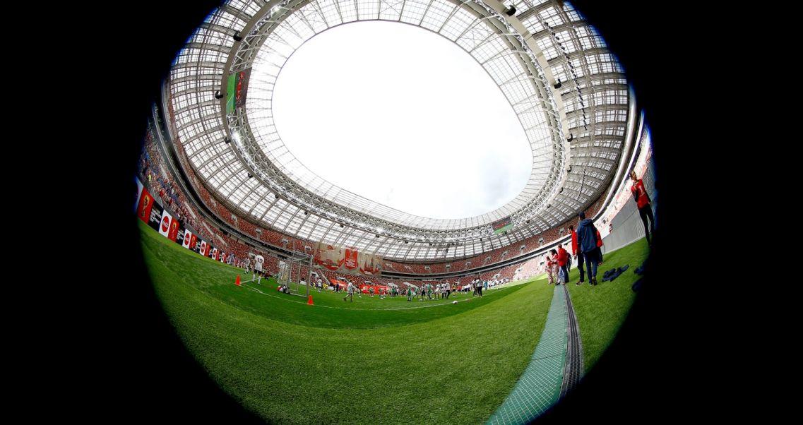 Rosyjskie Stadiony Korupcja Opóźnienia Koszty Sporttvppl