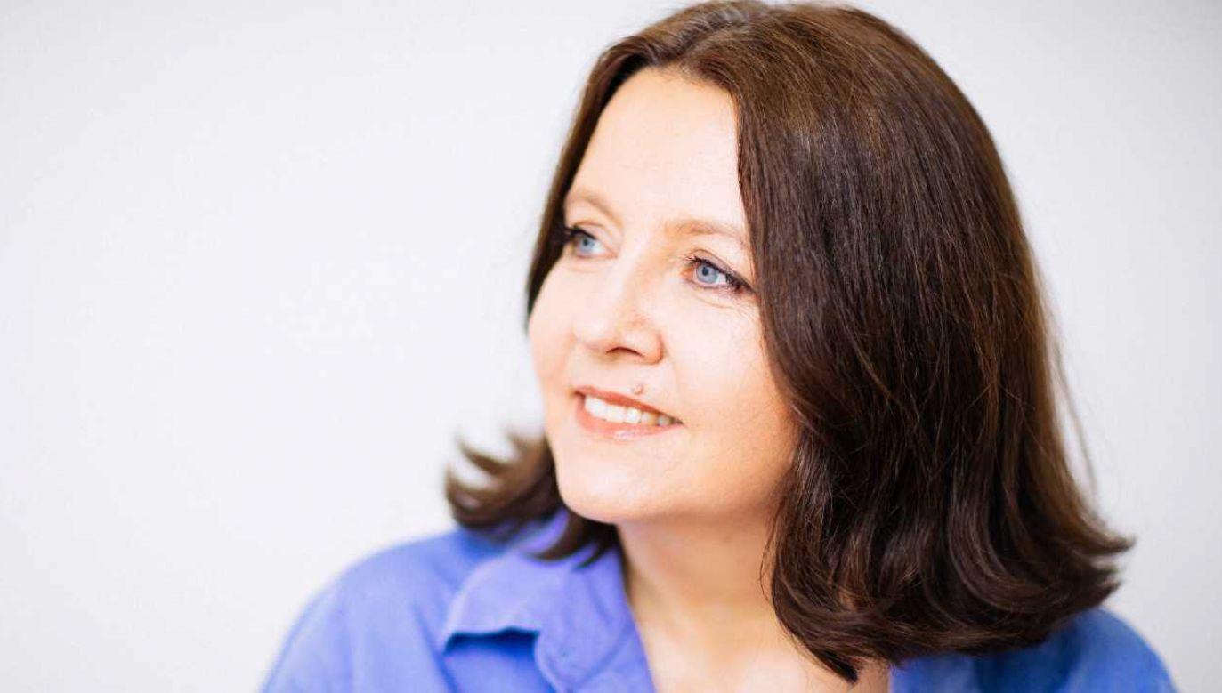 Joanna Lichocka zasiada także w radzie Mediów Narodowych (fot. PAP/Albert Zawada)