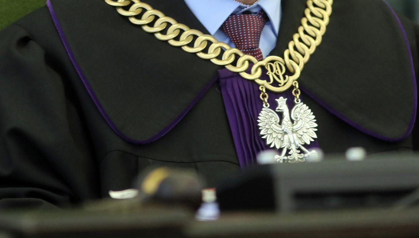 Kamil M. będzie mógł ubiegać się o warunkowe zwolnienie po 20 latach odsiadki (fot. PAP/Artur Reszko)