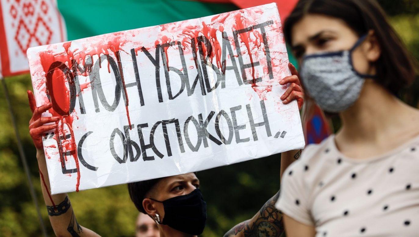 Paweł Jabłoński zaznaczył, że Polska jest gotowa, by przedstawić konkretną ofertę Białorusi (fot. PAP/EPA/FELIPE TRUEBA)