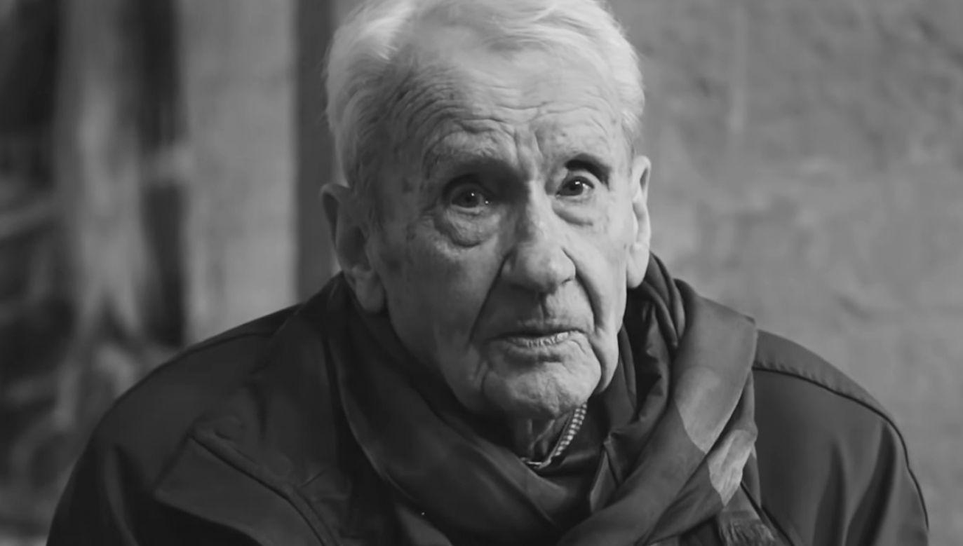 Christopher Tolkien zmarł w wieku 95 lat (fot. YouTube/ Cité internationale de la tapisserie Aubusson)