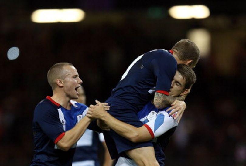 Radość Brytyjczyków (fot.Getty Images)