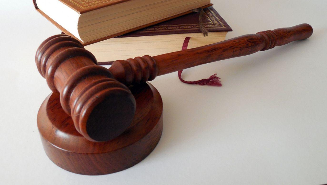 Sprawa o napaść seksualną trafiła do sądu (pixabay succo)
