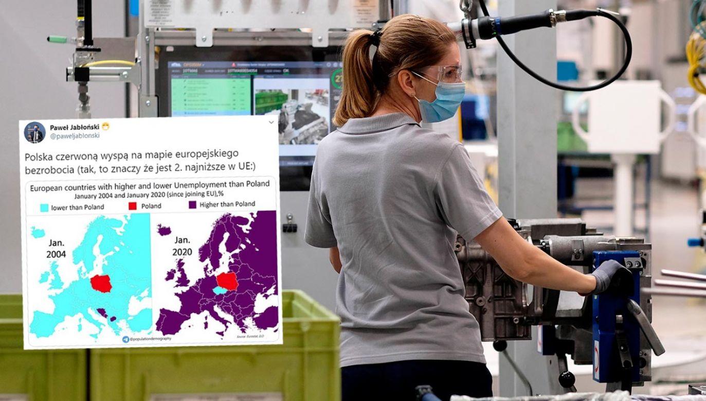 Bezrobocie w Polsce. Jak wygląda sytuacja? (fot. PAP/Andrzej Grygiel)